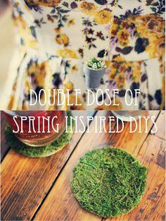 Sincerely, Kinsey: Double Dose of Spring DIYs!