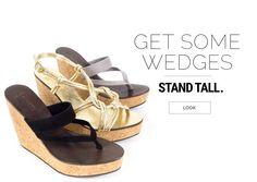 More Wedge Sandals! #mymingos
