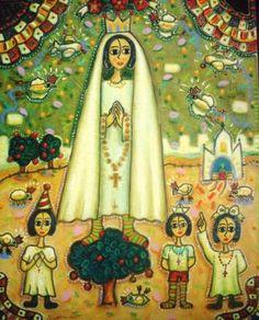 Nossa Senhora de Fatima ...mensagens por email