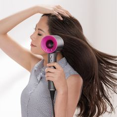 Ask for the must have beauty tool of 2017! The Dyson Supersonicᵀᴹ hair dryer is fast, light and quiet. What more could you ask for?