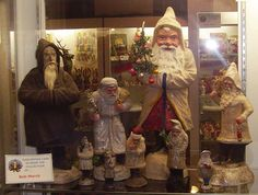 Belsnickles from Golden Glow of Christmas Past