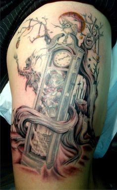 25 Best Time Tattoo Ideas Images Tatoos Clock Tattoos Tattoo Clock