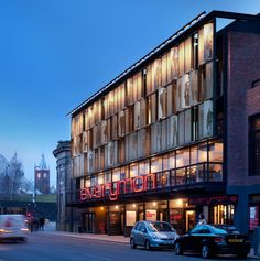 003-Liverpool Everyman Theatre by Haworth Tompkins