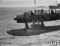 U.S. Navy Vaught OS2U Kingfisher | Flickr - Photo Sharing!