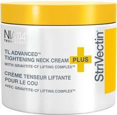 StriVectin - TL Advanced Tightening Neck Cream Plus in oz Skin Tightening Mask, Neck Cream, Skin Cream, Prevent Wrinkles, Uneven Skin Tone, Combination Skin, Teeth Whitening, Skin Care Tips, Healthy Skin