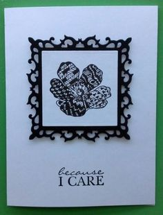 zentangled by muscrat - Cards and Paper Crafts at Splitcoaststampers