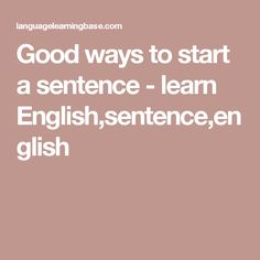 Formal and informal email phrases starting with greetings e mail good ways to start a sentence learn englishsentenceenglish m4hsunfo