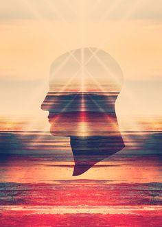 Leif Podhajsky  Origins of Consciousness,  Mixed Media, 2012