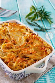 Pasta al forno senza besciamella #allacciateilgrembiule #pasta