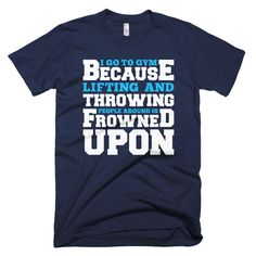 Frowned Upon. Short sleeve men's t-shirt.
