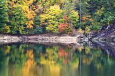 Wolf Creek Lake, North Carolina