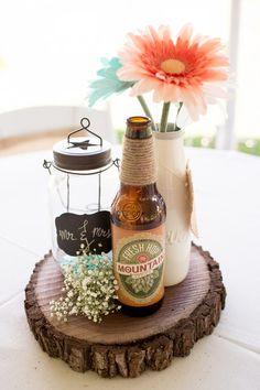 Rustic Garden Wedding in Colorado on WeddingWire