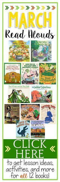 St. Patrick's Day: Ten Lucky Leprechauns Freebie