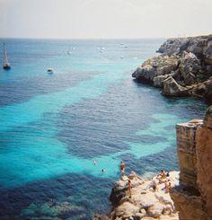Cala bue marino, Favignana, #sicily