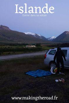 Road Trip en Islande - La solution pour #dormir avec un petit #budget en #Islande est dans la #voiture, après l'avoir expérimenté en été, voici mes conseils et recommandations. #roadtrip