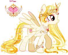 Heart Princess Adoptable CLOSED by YukiAdoptablesPonies on DeviantArt