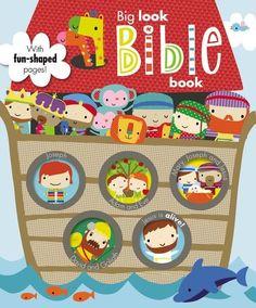 9780718074883, Big Look Bible Book : Make Believe Ideas