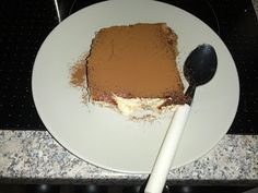 Tiramisu Tiramisu, Rum, Breakfast, Ethnic Recipes, Blog, Mascarpone, Cacao Powder, Cup Of Coffee, Rezepte