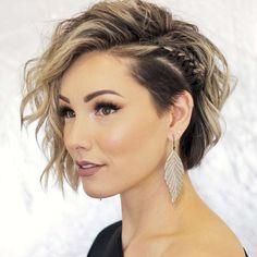 Short Hairstyles Chloe Brown - 2