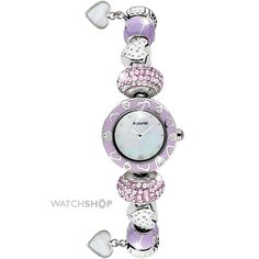 Ladies Accurist Charmed Watch LB1465L