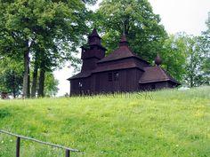 Kozany Muzeum.SK - Drevené kostolíky na Slovensku