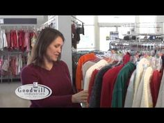 Check out our newest commercial. When you Donate & Shop. We Train. People Work.  Here are three Goodwill program participants tell how donating to Goodwill helps individuals, families, and the community. Find out how Goodwill can help you, visit our website today: www.goodwillvalleys.com