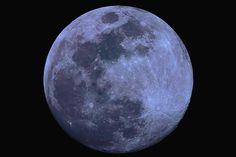 Moon shot by Phillip Burk