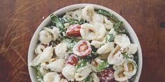 Caprese Pasta Salad - Finally: A Light, No-Fuss Summer Dinner That's Full Of Flavor