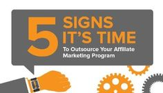 5 Signs It's Time to Outsource Your Affiliate Marketing Program | Paresh Vadavia | LinkedIn