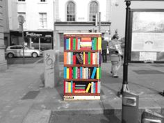 Traffic Light Box Artworks by Dublin City Council Beta Projects
