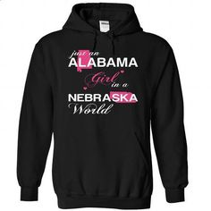 23-NEBRASKA GIRL - #men shirts #best sweatshirt. MORE INFO => https://www.sunfrog.com/Camping/1-Black-79155817-Hoodie.html?id=60505
