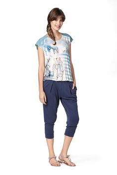 MODEE - Soda-Shirt Trendfarbe 2016 Fashion Serenity