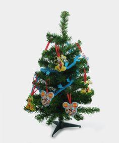 Albero di Natale con 12 Decorazioni Mickey Mouse - TocTocShop.com - Fantastico per i Bambini, Imbattibile nei Prezzi
