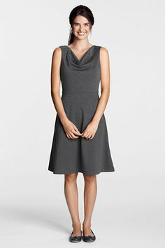 I own this dress, it looks so cute on and it is extremely comfortable! I highly recommend it!