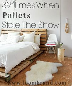 Wood pallets have been around for decades as mechanisms for shipping and storing larger items (among other things). Recently, however, wooden pallets have become much more than a once-and-done packaging piece. They've become a useful resource in home décor and design. They're pretty easy to find for cheap (or even free!) and are a great …