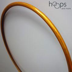 Weiteres - Hula Hoop Reifen *metallic* - ein Designerstück von Surf-Dudi bei DaWanda