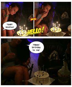 Dasha's birthday