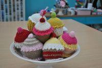 amigurumi cupcake DIY en español