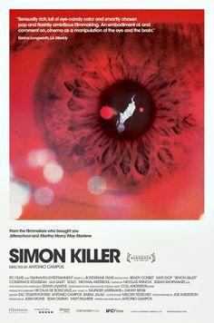 Simon Killer poster