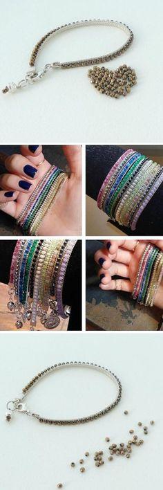 #Bronza #Jade #Bracelet, Sterling #Silver Bracelet, Beaded Bracelet, #Women #Gift, #Delicate Bracelet, Silver & Beaded, Gift For #Her http://etsy.me/2C6JUfF #jewelry #birthston #birthdaygift  #classicstyle#bronzajadebracelet #beadedbracelet #womengift #delicatebracelet
