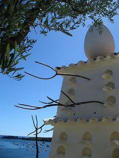 Salvador Dali's House  Cadaques, Spain