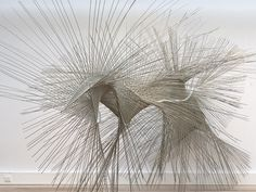 The Spine – Experiments in Robotic Thatching - OOOJA architects