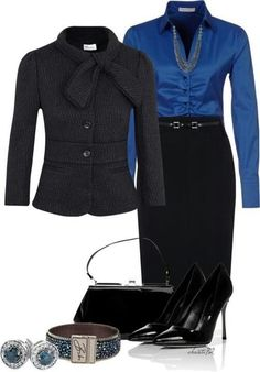 cool Business wear - love...