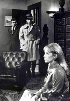 LE SAMOURAI (1967) Nathalie Delon -