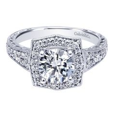 http://rubies.work/0429-sapphire-ring/ Gabriel NY   Engagement Rings   Engagement Jewelry