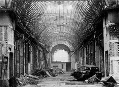 Germany; Berlin: Passage Unter den Linden / Friedrichstrasse - 1945