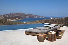 Mykonos Luxury Villas, Mykonos Villa Stiller, Cyclades, Greece