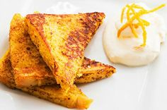 "6 minutes to skinny - Cinnamon French Toast with Yogurt - Watch this Unusual Presentation for the Amazing to Skinny"" Secret of a California Working Mom Breakfast And Brunch, Power Breakfast, Protein Packed Breakfast, Breakfast Recipes, Protein Pancakes, Unislim Recipes, Yogurt Recipes, Tostadas, Cinnamon French Toast"