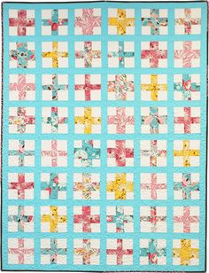 simple math quilt pattern   Robert Kaufman  Fabrics is a wholesale converter  of quilting fabrics and textiles for manufacturers as well as a supplier to  the retail, quilting, home decor, bridal, uniform, and apparel industries.  Established in 1942.