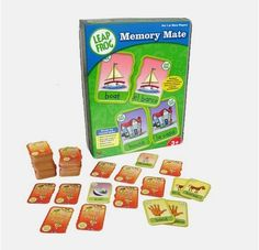 Leap Frog Bilingual Memory Mate Card Game on sale for $11.99 with free shipping @ Tanga - Hot Deals For the hottest deals check us out at www.hotdeals.com or on FB! www.facebook.com/hotdealscom